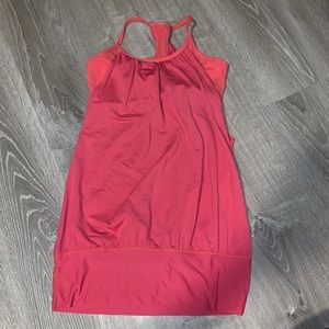 Lululemon Exercise Tank Size 4